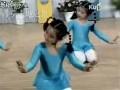 幼儿舞蹈基础训练