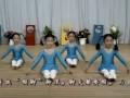 幼儿舞蹈基础训练5、双勾绷脚