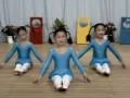 幼儿舞蹈基础训练8、完整组合(口数