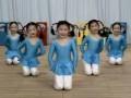 幼儿舞蹈基础训练10、提沉 呼吸练习