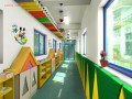 幼儿园楼道环境布