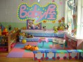 幼儿园环境布置:活动区材料