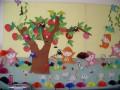 幼儿园主题墙饰 (7)
