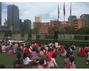 2016年幼儿消防演习活动