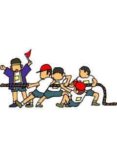 幼儿园运动会项目