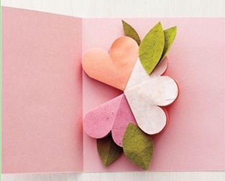 2014母亲节贺卡制作方法